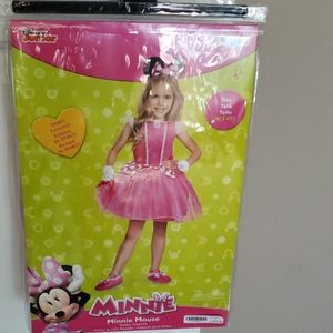 Bnwt Minnie mouse costume
